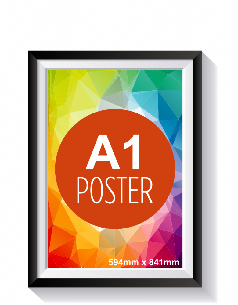 A1 Outdoor Poster